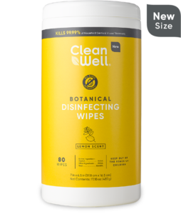 Botanical Disinfecting Wipes 80 ct