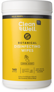 Botanical Disinfecting Wipes 160 ct