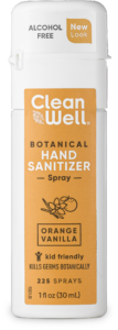 Botanical Hand Sanitizer Spray OV 1 fl oz
